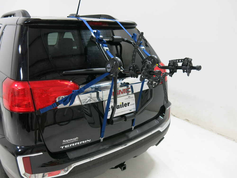 2011 Gmc Terrain Thule Passage 2 Bike Carrier Trunk Mount