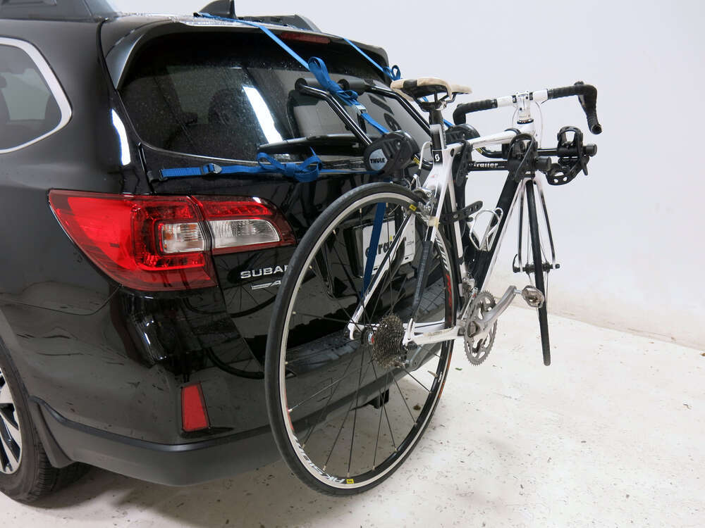 Subaru Outback Wagon Thule Passage 2 Bike Carrier Trunk