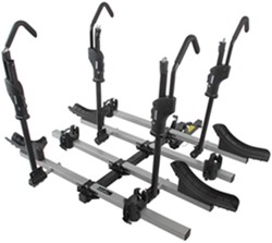 "Thule T2 Platform-Style 4 Bike Rack for 2"" Hitches - Tilting"
