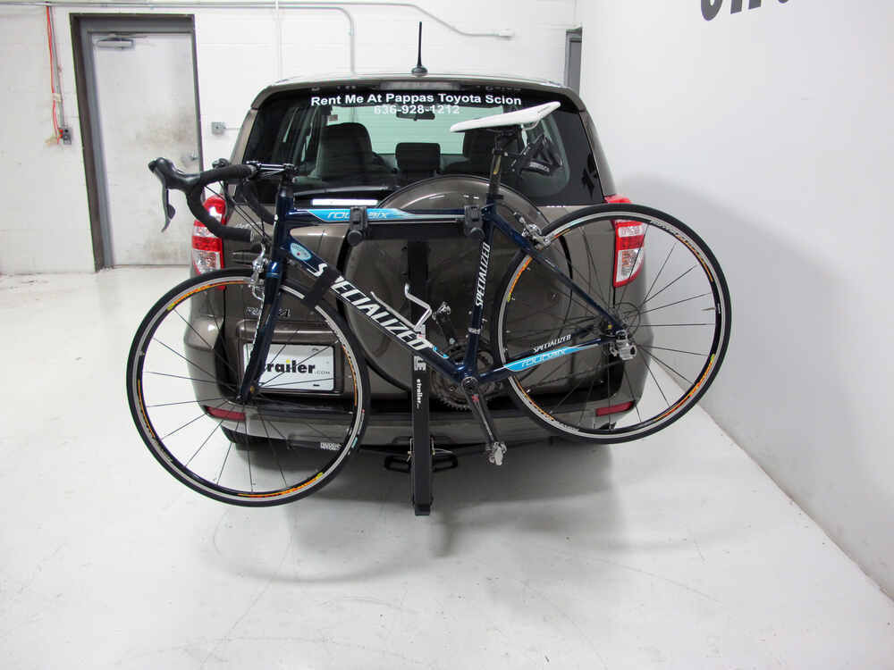 2012 Toyota Rav4 Thule Parkway 2 Bike Rack For 2 Quot Hitches