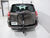 2012 toyota rav4 hitch bike racks thule hanging rack fits 2 inch th958