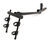 thule hitch bike racks hanging rack