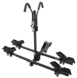 "Thule Doubletrack Platform-Style 2 Bike Rack for 1-1/4"" and 2"" Hitches - Hitch Mount"