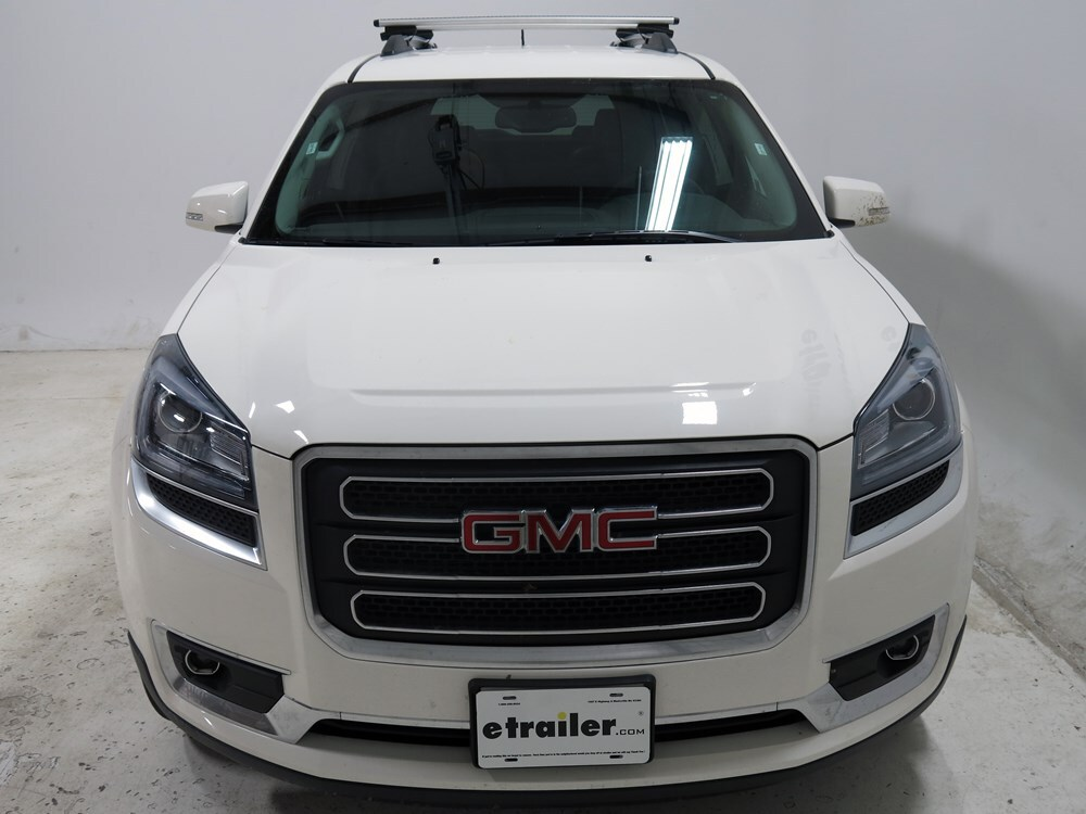 Thule Roof Rack For 2015 Acadia By Gmc Etrailer Com