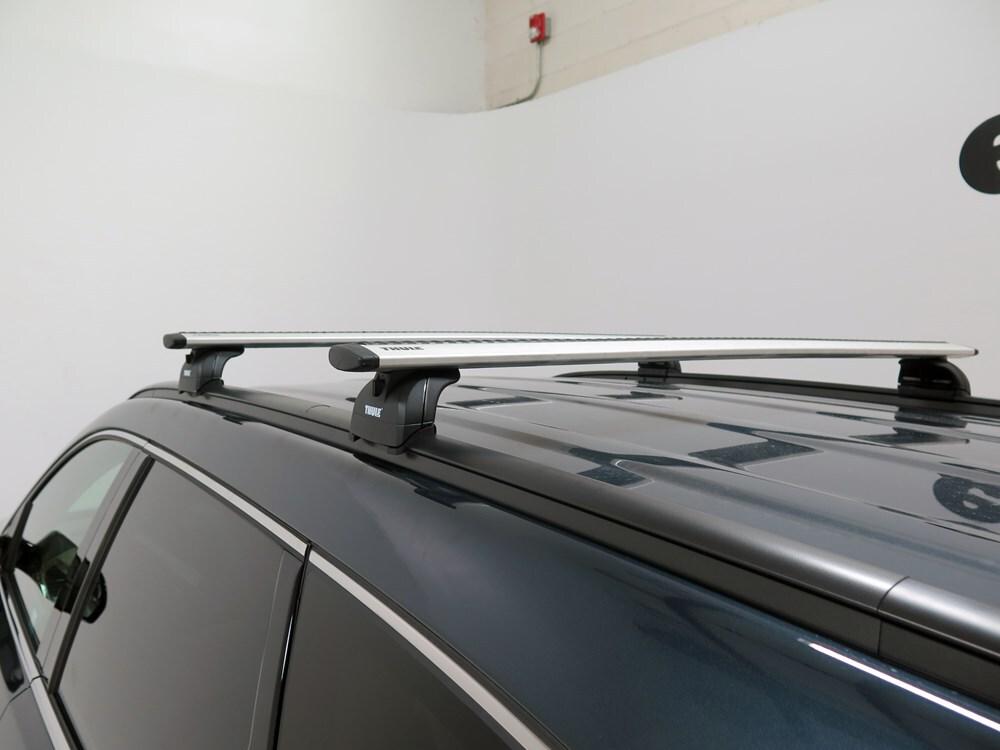 Thule Roof Rack For 2016 Hyundai Santa Fe Etrailer Com