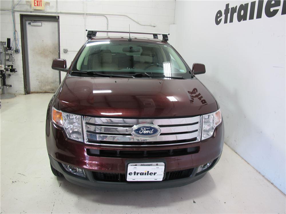 Thule Roof Rack For 2013 Ford Edge Etrailer Com