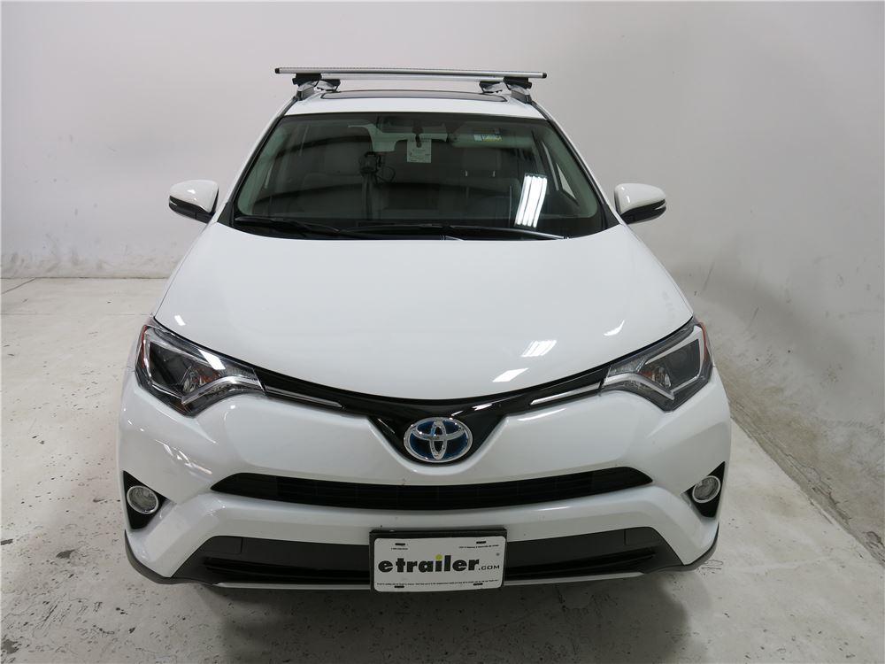 Thule Roof Rack For Toyota Rav4 2014 Etrailer Com
