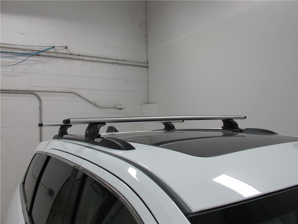 Thule Roof Rack For 2018 Grand Cherokee By Jeep Etrailer Com