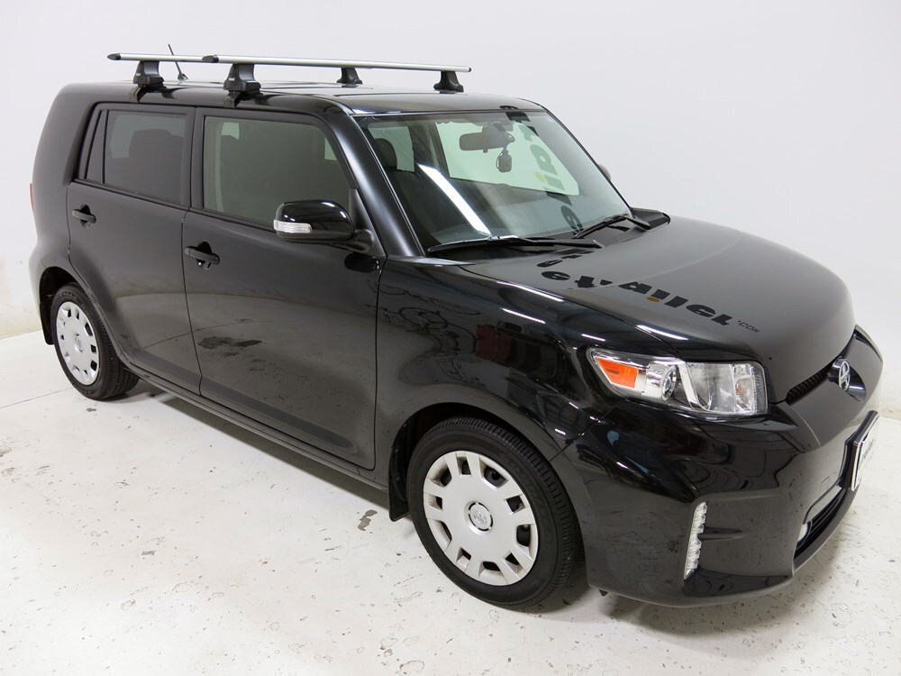 Thule Roof Rack For Scion Xb 2014 Etrailer Com