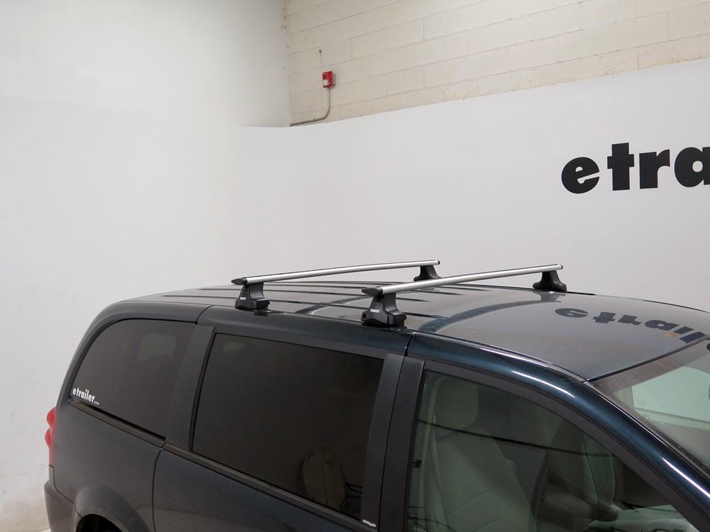 Thule Roof Rack For 2013 Dodge Grand Caravan Etrailer Com