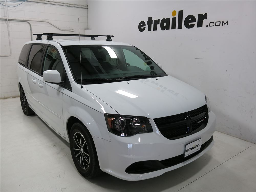 Thule Roof Rack For 2015 Grand Caravan By Dodge Etrailer Com