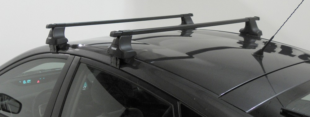 Thule Roof Rack For 2006 Toyota Prius Etrailer Com