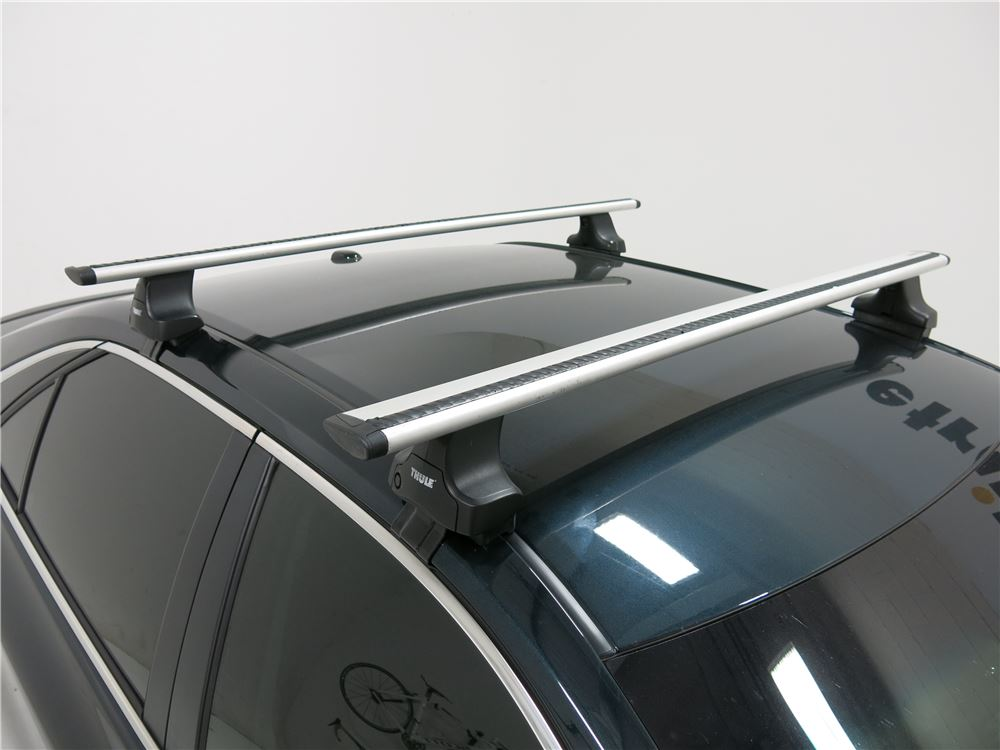 Thule Roof Rack For Toyota Camry 2007 Etrailer Com