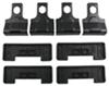 Thule Roof-Rack Fit Kit for Traverse Foot Packs - 1438