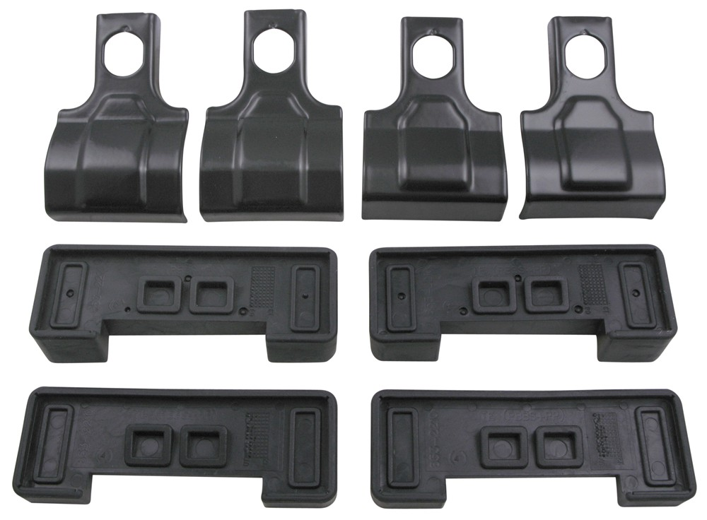 Thule Roof Rack Fit Kit For Traverse Foot Packs 1587