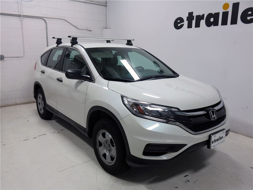 Thule Roof Rack For 2016 Honda Cr V Etrailer Com