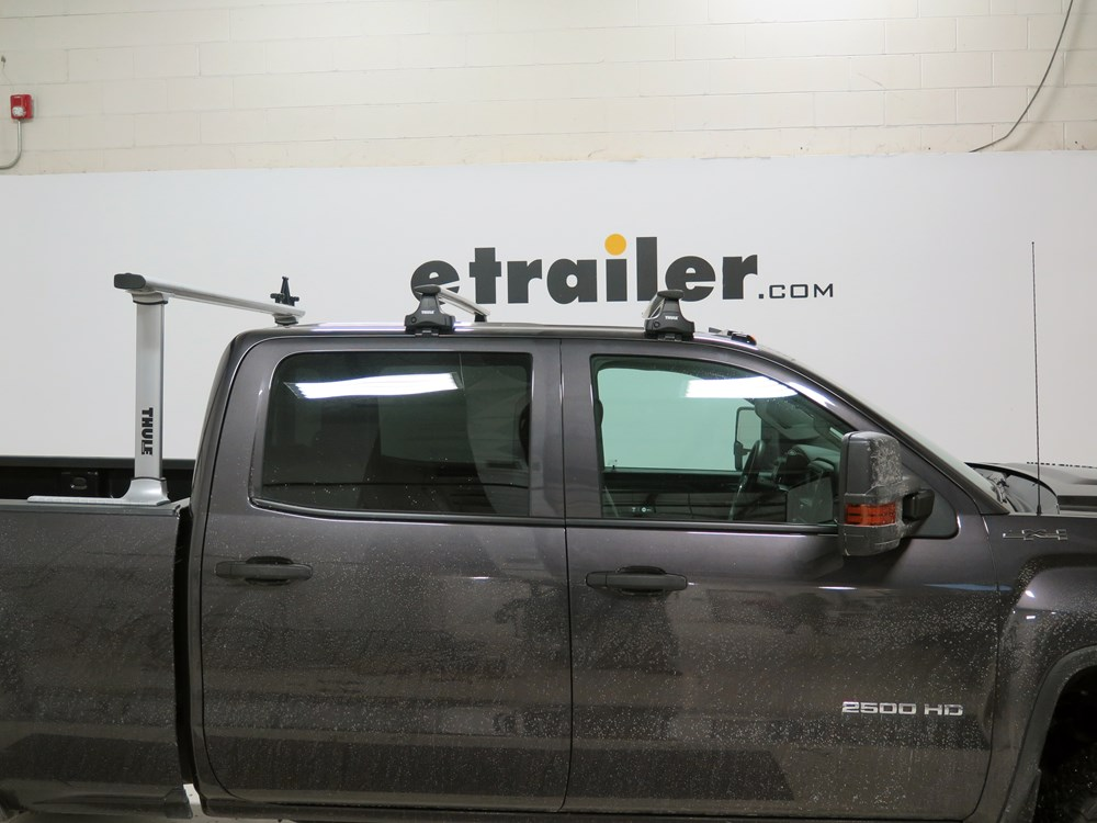 Thule Roof Rack For 2015 Silverado 1500 By Chevrolet