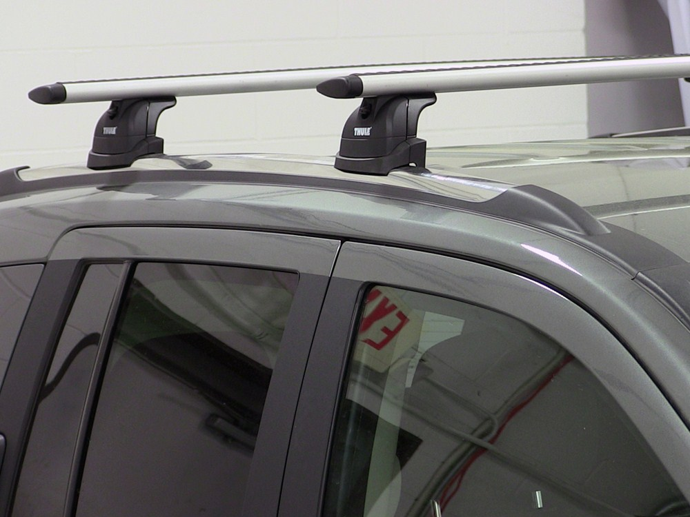 Thule Roof Rack For Jeep Compass 2014 Etrailer Com
