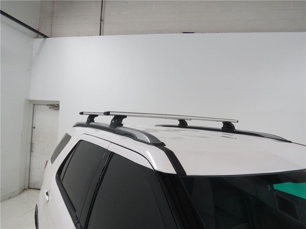 thule roof rack for ford explorer 2017. Black Bedroom Furniture Sets. Home Design Ideas