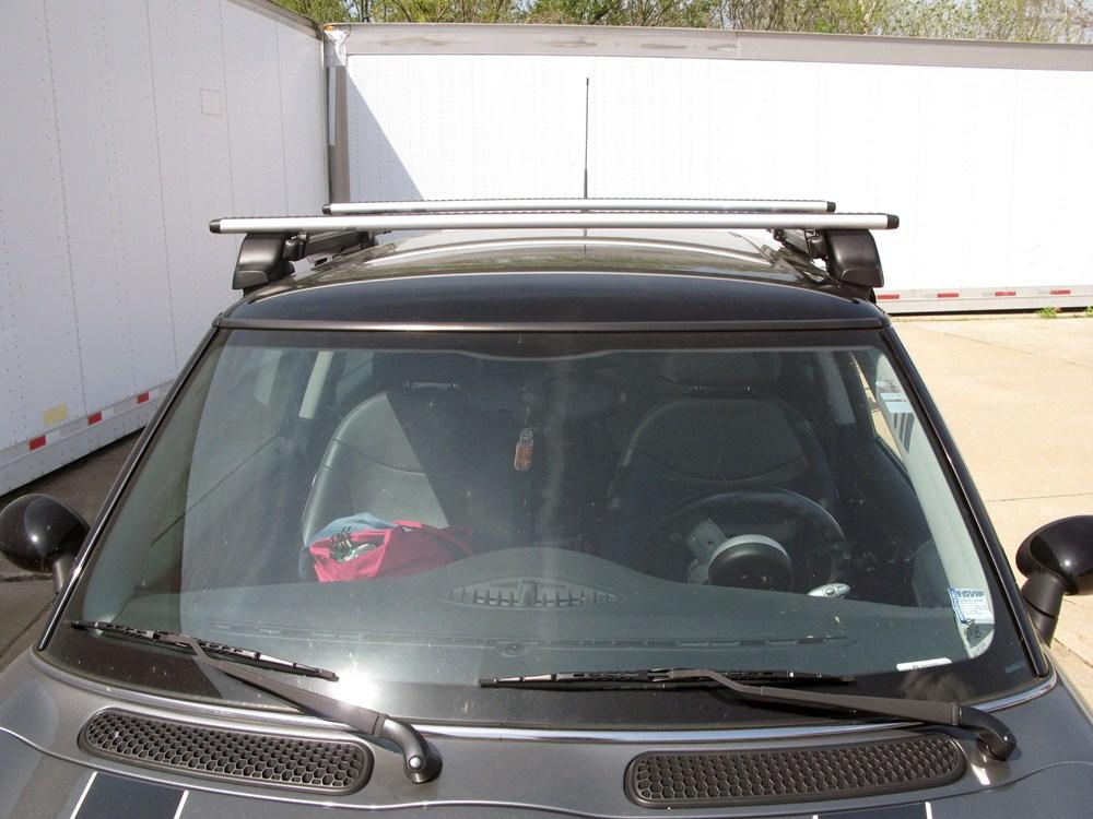 Thule Roof Rack For Mini Cooper 2011 Etrailer Com