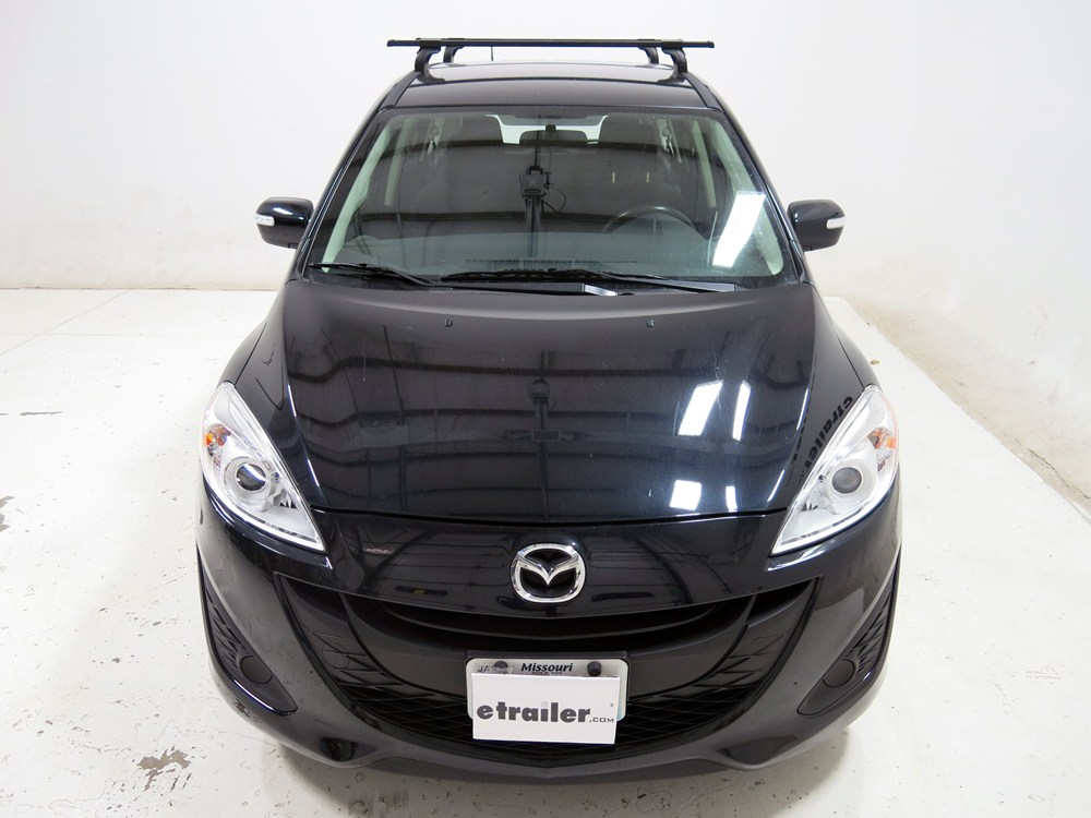 Thule Roof Rack For 2013 Mazda 5 Etrailer Com