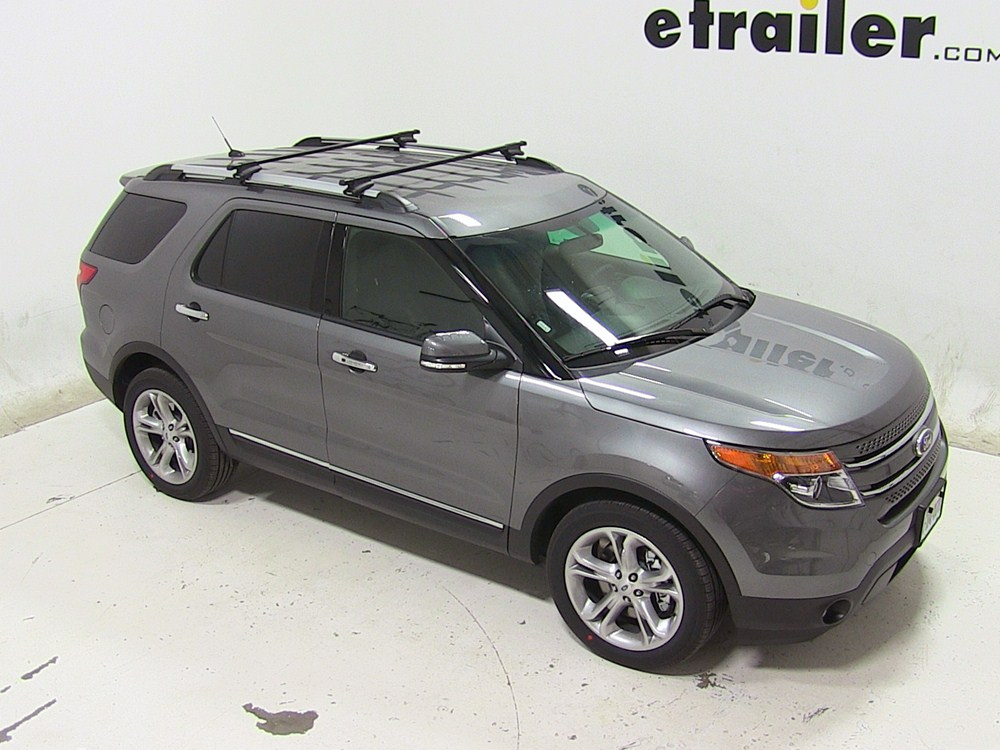 Ford Fiesta Roof Rack >> Thule Roof Rack for 2013 Ford Explorer | etrailer.com