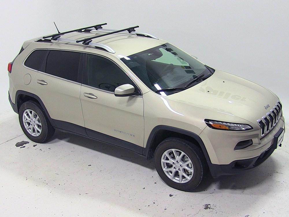 Thule Roof Rack For Jeep Grand Cherokee 2017 Etrailer Com