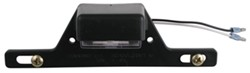 Replacement License Plate Adapter for the Thule Terrapin Enclosed Hitch Mounted Cargo Carrier
