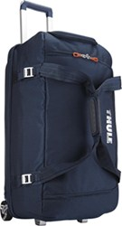 Thule Crossover Rolling Duffel Bag - 87 Liter - Stratus Blue