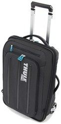 Thule Crossover Rolling Carry-On Suitcase and Backpack with Laptop Sleeve - 38 Liter - Black