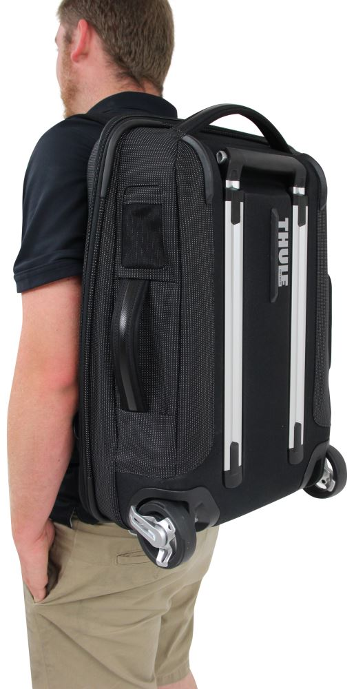 Thule Crossover Rolling Carry On Suitcase And Backpack