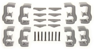 toyota tacoma adapter kit for thule xsporter pro ladder