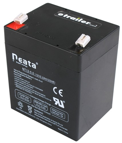 TK2023_500 replacement sealed lead acid battery for shur set iii breakaway  at eliteediting.co