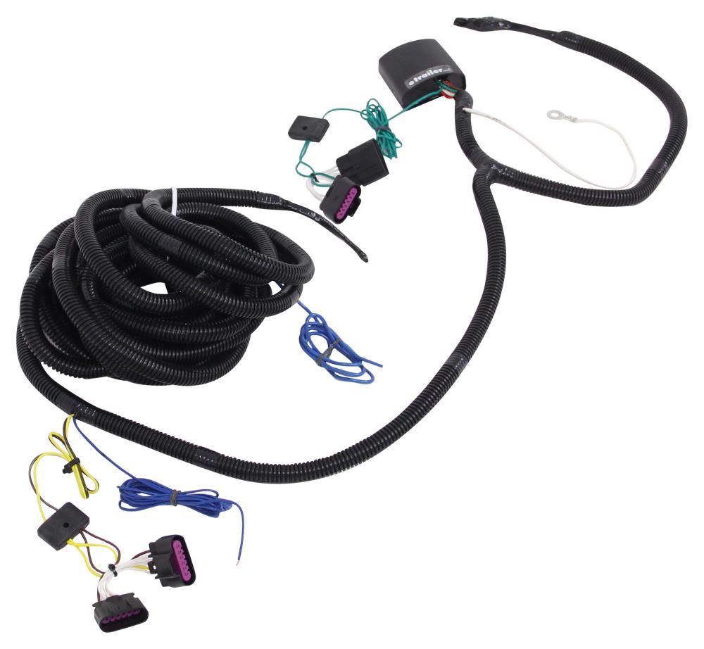2014 Dodge Durango Tekonsha OEM Replacement Vehicle Wiring