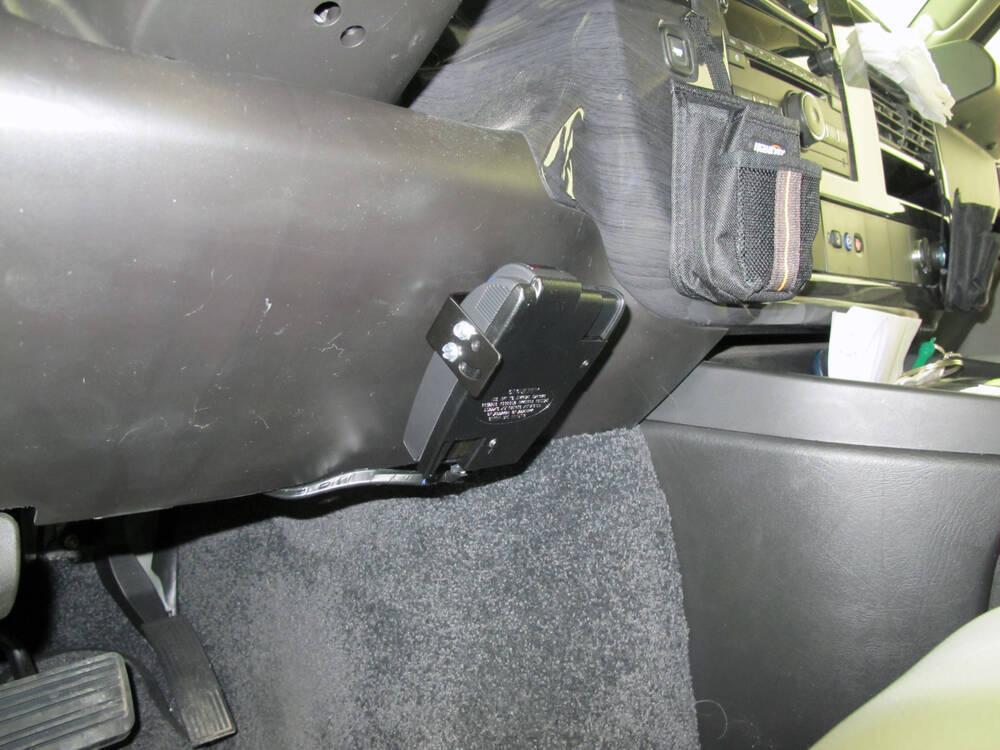 2015 Ram Promaster 1500 Brake Controller