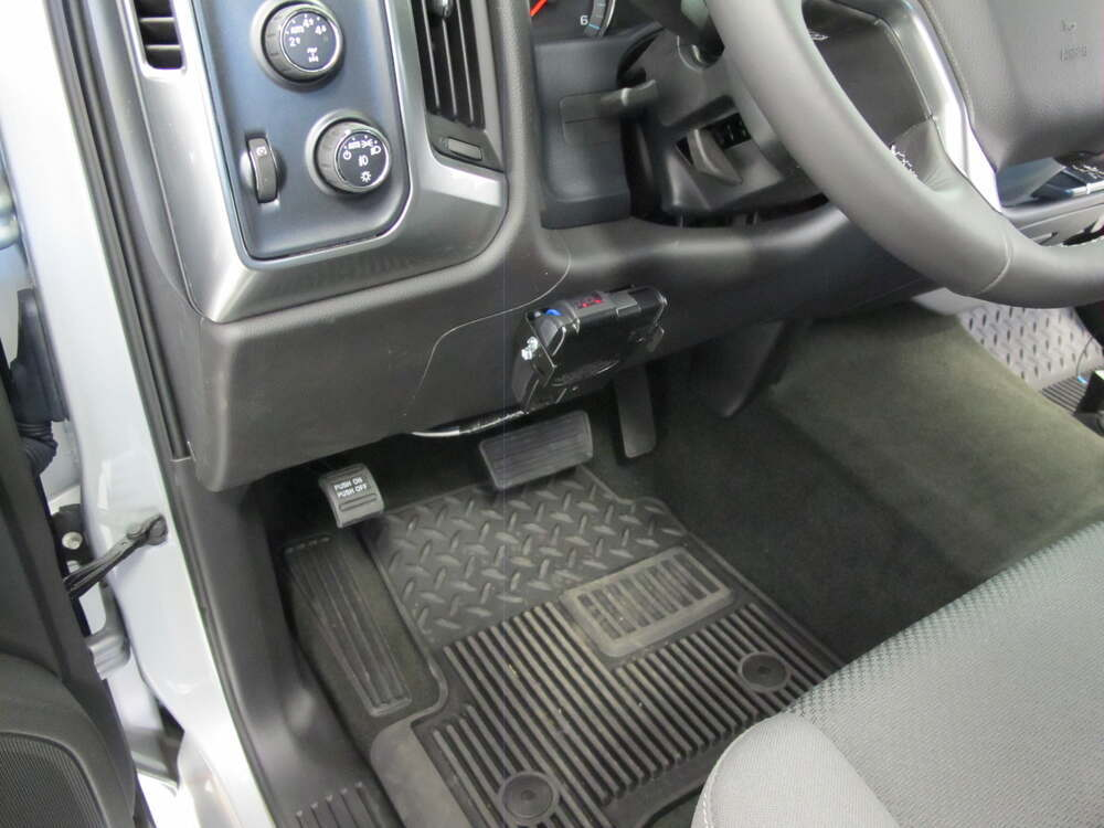 2014 Chevrolet Silverado 1500 Brake Controller - Tekonsha