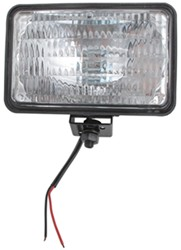 "4-1/2"" x 7"" Rectangular Tractor and Utility Light w/ Trapezoidal Beam, 2 Wire"