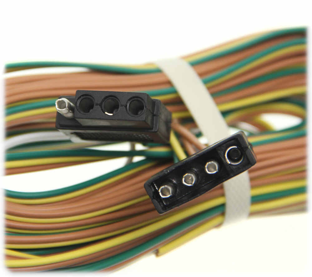 wire harness for trailer coiled harness optronics trailer submersible, under 80