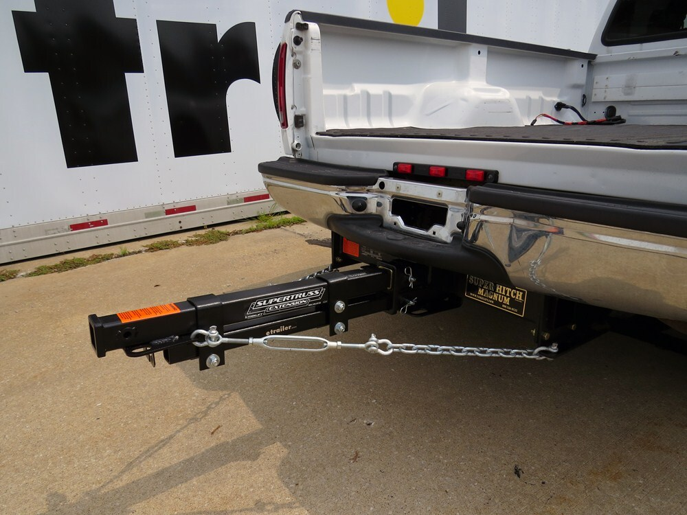 "TorkLift SuperTruss Hitch Extension for SuperHitch Trailer Hitch Receivers - 32"" Long TorkLift ..."