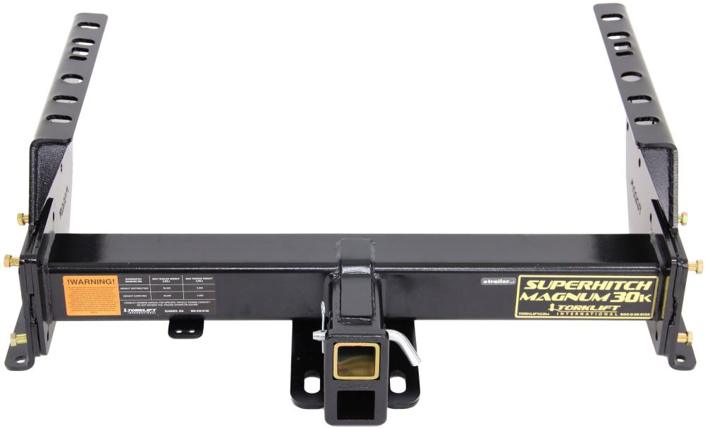 2002 Ford F-250 And F-350 Super Duty Trailer Hitch