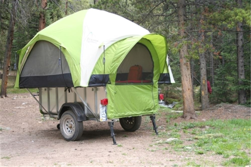 Wonderful Renting Out 4x4 Camping Trailer Sleeps 45 Fully Equipped Light And