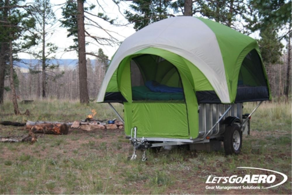 27 Fantastic Camping Trailers Less Than 1500 Lbs