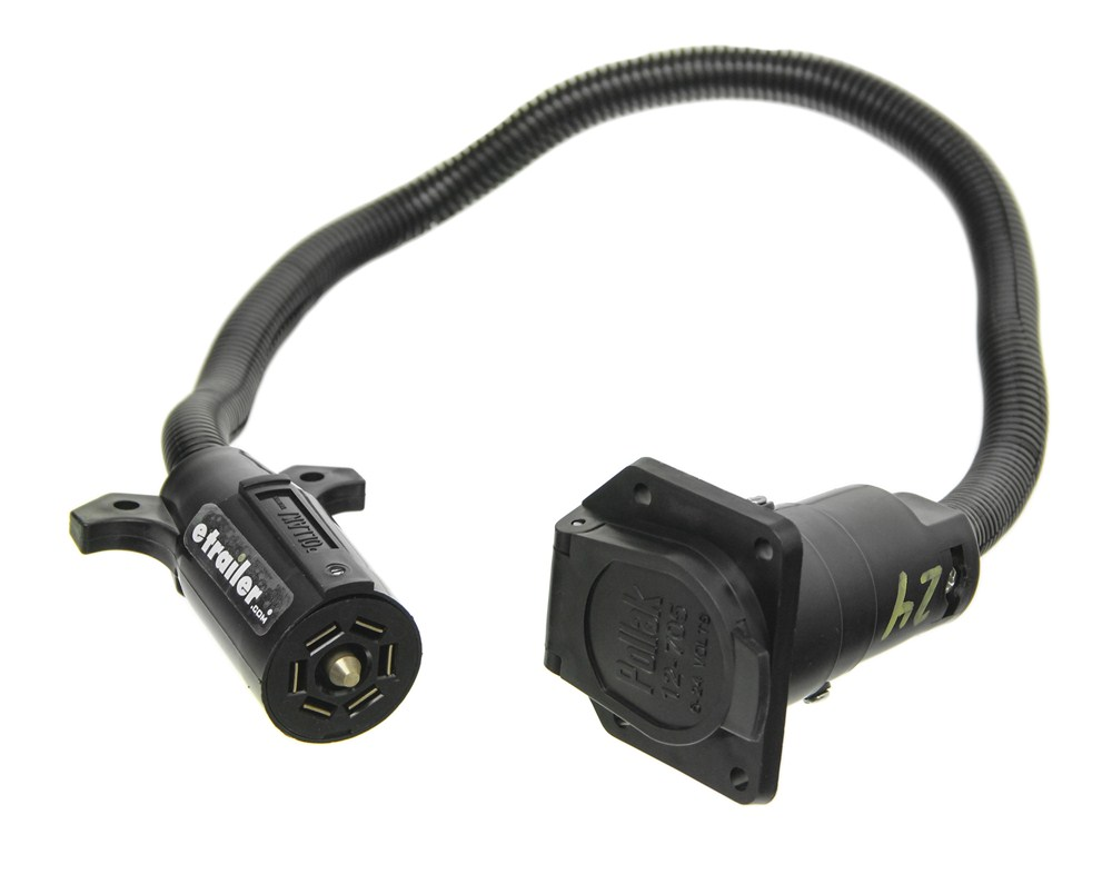 TLW6024 on trailer plug adapter
