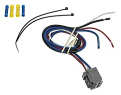 TrailerMate Custom Wiring Adapter for Trailer Brake Controllers - Pigtail