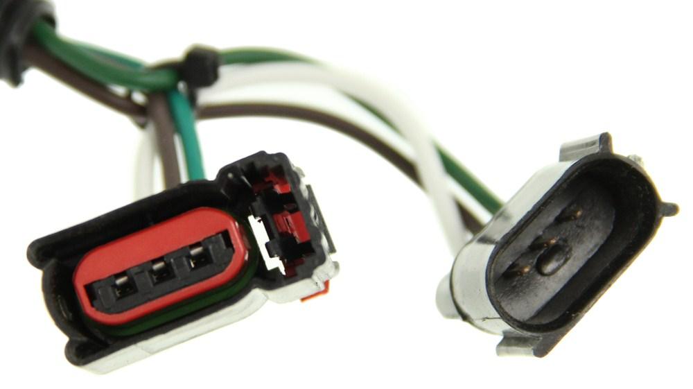 2011 Ram 1500 Tow Bar Wiring
