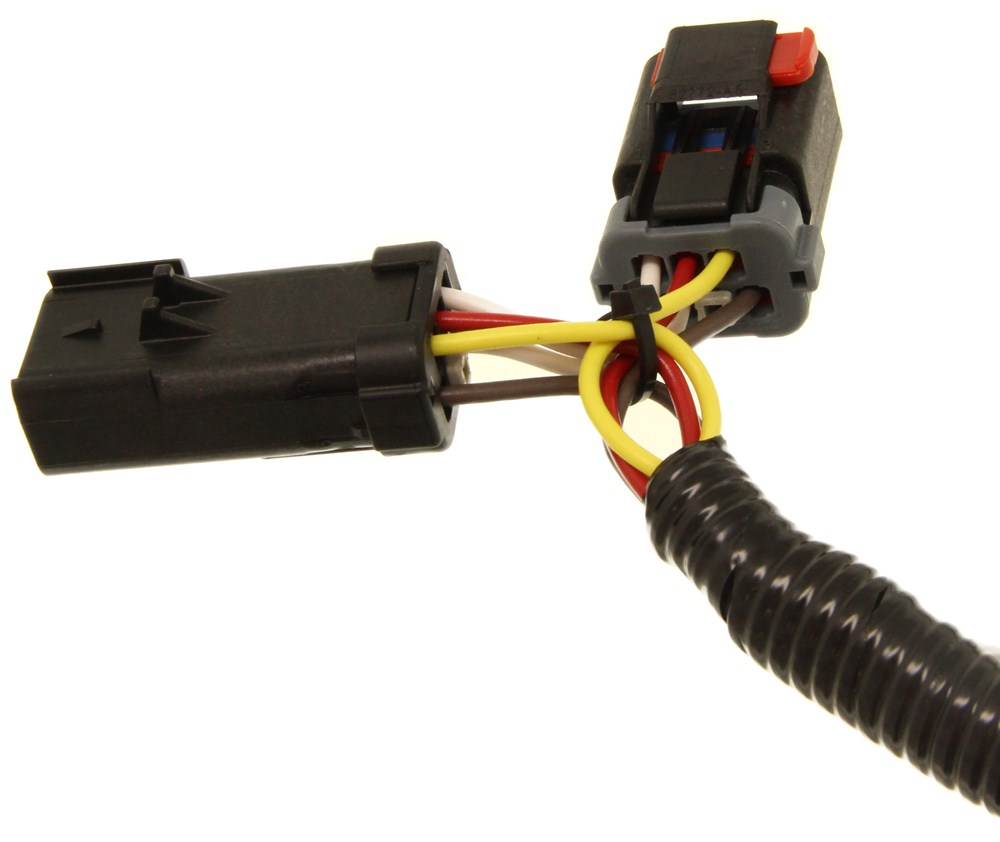 2014 Jeep Compass Tow Bar Wiring