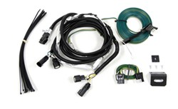 TrailerMate 2012 Ford Fiesta Tow Bar Wiring