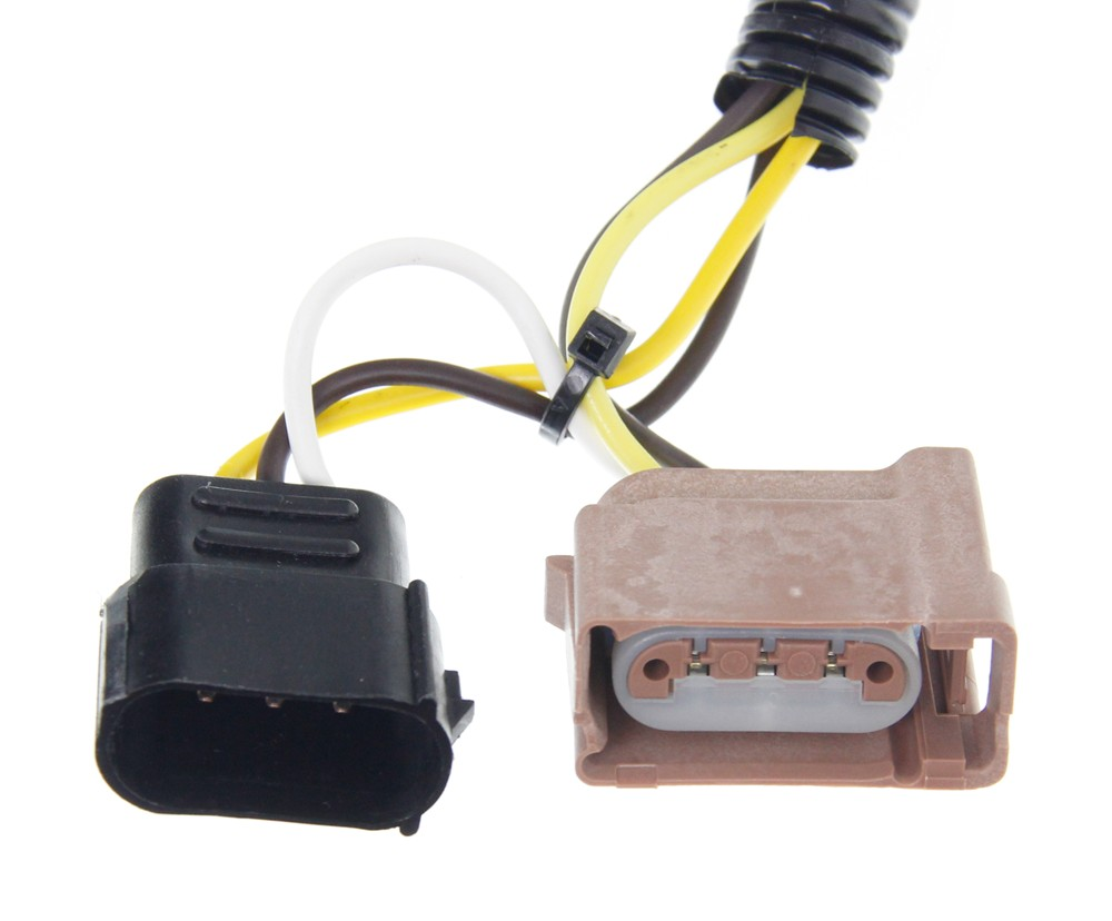 2013 Ford Fusion Tow Bar Wiring