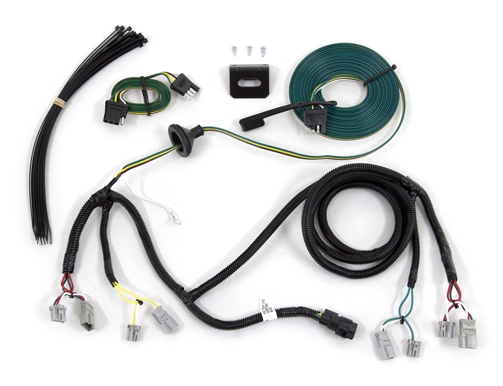 towed vehicle wiring harness towed vehicle lighting