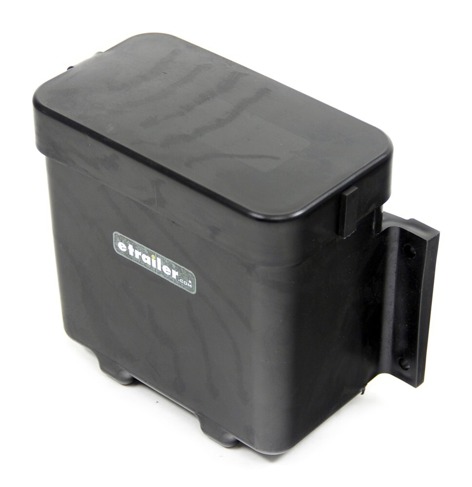 replacement battery box for titan gel cell breakaway kit titan accessories and parts tn65117